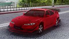 Nissan Silvia S15 RED