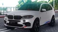 BMW X5 4x4 für GTA San Andreas