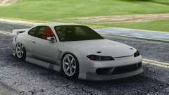 Nissan Silvia S15 White Sport pour GTA San Andreas