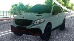 Mercedes-Benz GLE 63 für GTA San Andreas