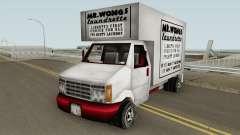 Mr Wongs Laundry Truck (GTA III)