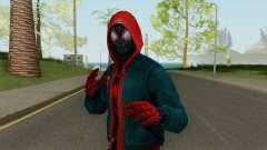 Marvel Future Fight Miles Into The Spider-Verse für GTA San Andreas
