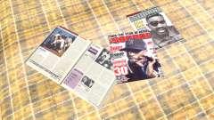 The Source Magazine pour GTA San Andreas