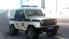 UAZ Hunter PPP
