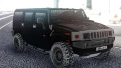 Hummer H2 Snow pour GTA San Andreas