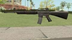 Insurgency MIC M16A4