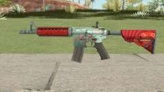 CS-GO M4A4 Bullet Rain pour GTA San Andreas