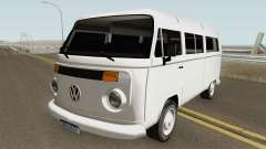 Volkswagen Kombi 2009 V2 By Vermilion093 3D pour GTA San Andreas