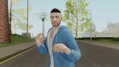 GTA Online Sans Outfit Skin V2 pour GTA San Andreas