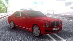 Bentley Mulsane für GTA San Andreas