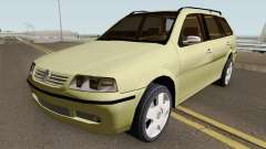 Volkswagen Parati G3 Tunable pour GTA San Andreas