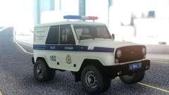 UAZ Hunter DPS