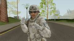 Marine Skin V2 From Spec Ops: The Line pour GTA San Andreas