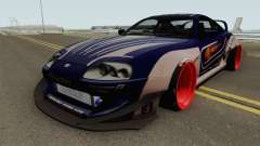 Toyota Supra Rocket Bunny pour GTA San Andreas