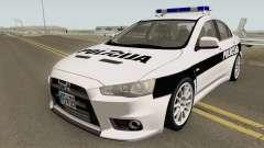 Mitsubishi Lancer Evolution X POLICIJA BiH