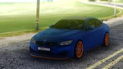 BMW M4 GTS Sport pour GTA San Andreas