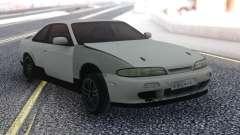 Nissan Silvia S14 Crashed für GTA San Andreas