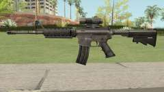 Insurgency MIC M4A1 Aimpoint pour GTA San Andreas