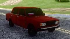 2107 Teintées pour GTA San Andreas