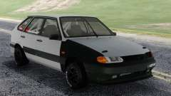 VAZ 2109 2114 True FWD für GTA San Andreas