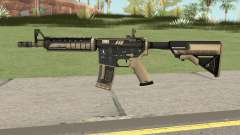 CS-GO M4A4 Desert Strike pour GTA San Andreas