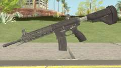 HK-416 Assault Rifle V2 für GTA San Andreas
