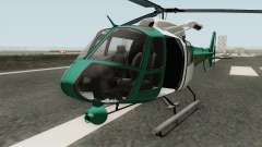 Los Santos County Sheriff Helicopter pour GTA San Andreas