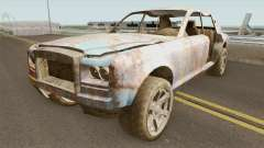 Rusty Enus Super Diamond GTA V pour GTA San Andreas