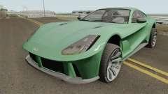 Grotti Itali GTO GTA V IVF High Quality pour GTA San Andreas