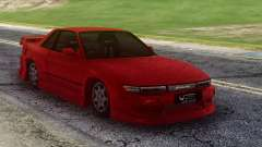 Nissan Silvia S14 Sport Red für GTA San Andreas