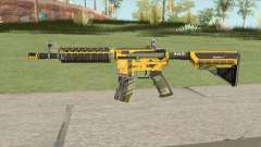 CS-GO M4A4 Buzzkill pour GTA San Andreas