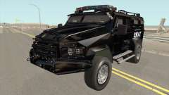 NFS MW 2012 SWAT Van pour GTA San Andreas