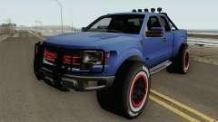 Ford Raptor BkSquadron pour GTA San Andreas