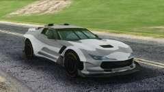 Chevrolet Corvette Sport Camo für GTA San Andreas