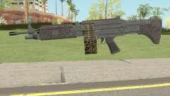 GTA Online Lowriders Combat MG