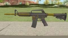 CS:GO M4A1 (Metals Skin) pour GTA San Andreas