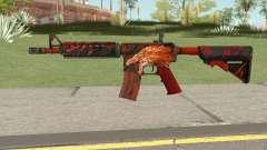 CS-GO M4A4 Howl für GTA San Andreas