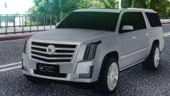 2018 Cadillac Escalade Lafayette LA pour GTA San Andreas