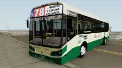 Todobus Pompeya II Agrale MT15 Linea 78 Interno