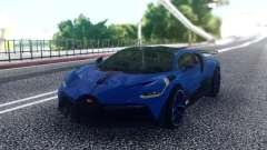 Bugatti Divo Blue pour GTA San Andreas