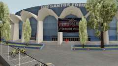 Los Santos Forum With Arena Wars Banners (Beta) für GTA San Andreas