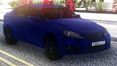 Lexus IS-F Stock pour GTA San Andreas