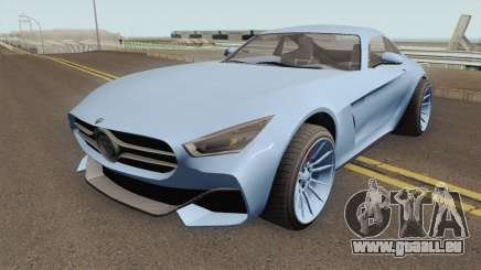 Benefactor Schlagen GT GTA V HQ pour GTA San Andreas