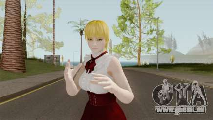 Ayane High Society Blonde pour GTA San Andreas