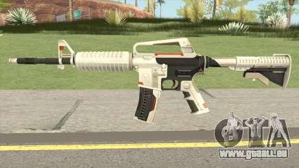 CS:GO M4A1 (Mecha Industries Skin) für GTA San Andreas
