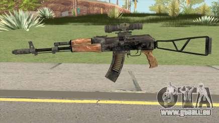 Exodo Metro AK47 pour GTA San Andreas
