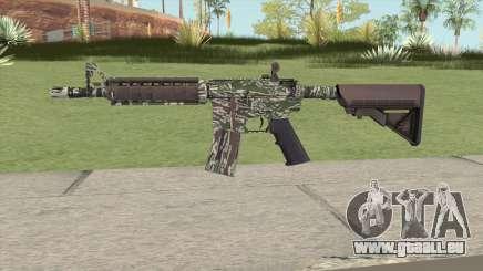CS-GO M4A4 Jungle Tiger pour GTA San Andreas