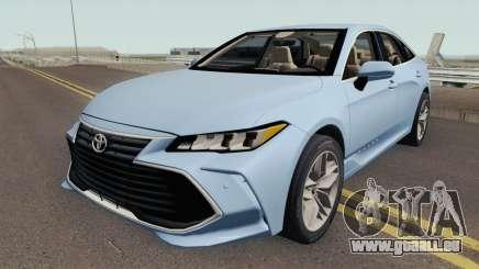 Toyota Avalon 2019 XLE High Quality für GTA San Andreas