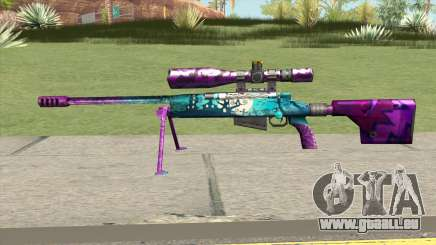 SFPH Playpark (Ghost TAC50) pour GTA San Andreas