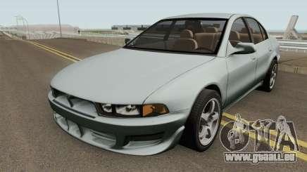 Mitsubishi Galant MQ pour GTA San Andreas
